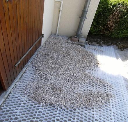 Les sables, graviers, galets décoratifs pour le jardin et la décoration